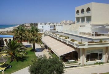 Novostar Palmyra 3 * (Tunisia / Sousse): foto, prezzi e recensioni
