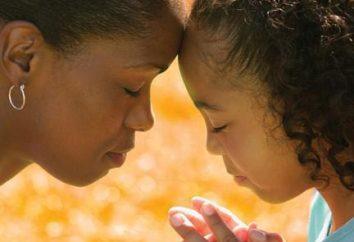 la preghiera della madre per la figlia – Candela inestinguibile dell'amore