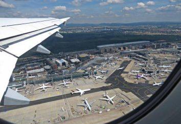 El aeropuerto de Frankfurt: foto, diagrama, como llegar a la ciudad