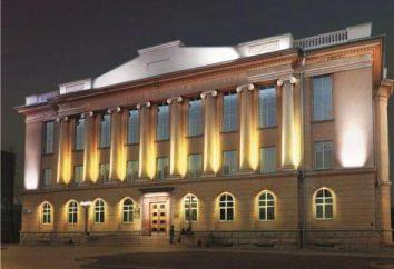Czelabińsk Regional Uniwersalna Biblioteka Naukowa dzień wczoraj i dziś