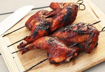 Pollo sui carboni: i segreti della cottura