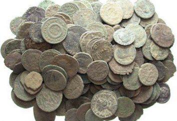 Jak czyścić monety miedzi w domu