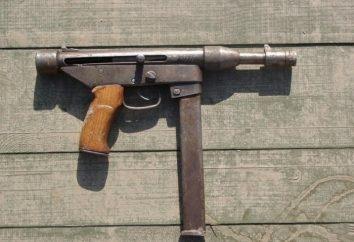 pistola de fabricación casera como el último, pero el argumento poco convincente