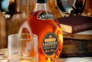 Lauders Whisky – presente di qualità scozzese.