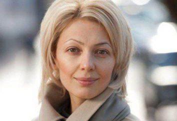 Olga Timofeeva – noto giornalista che è diventato un politico influente