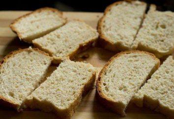 Une recette simple pour pain à l'ail dans le four