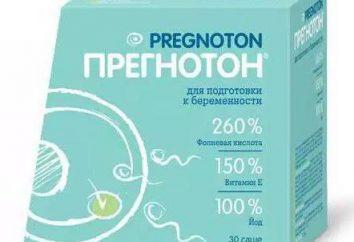 """""""Pregnoton"""": Bewertungen, Preise, Anweisungen. """"Pregnoton"""": Bewertungen der Ärzte"""
