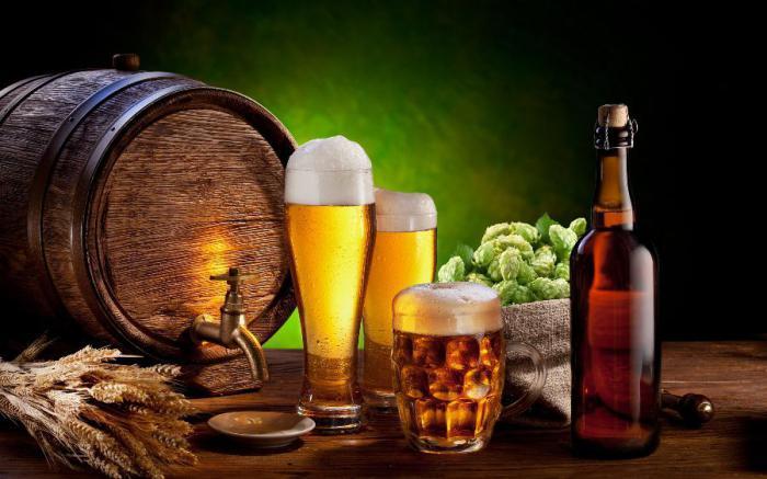 verschiedene alkohol sorten