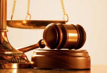 La Corte in qualità di autorità giudiziaria. Gli organi di polizia della Federazione Russa