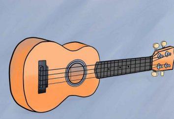 Szczegółowe informacje na temat sposobu, aby nauczyć się grać ukulele