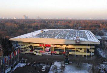 "Ice Palace ""Sokolniki"" sport: indirizzo, foto"