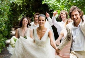 O presente original para um casamento. O que dar recém-casados?