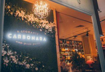 """Homemade ristorante italiano """"Carbonara"""", Ekaterinburg rivedere il menu e recensioni"""