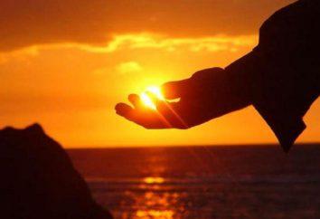 Les sources naturelles de lumière: exemples. Quelles sont les sources naturelles de la lumière?