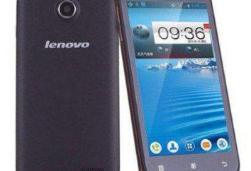Smartphone Lenovo A398T: comentários, descrições, especificações, firmware e opiniões de proprietários