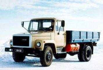 Samochód GAZ-33073: specyfikacje, zdjęcia i opinie