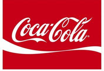 Punkty Coca-Cola Cup dozowania. Kieliszki z misie