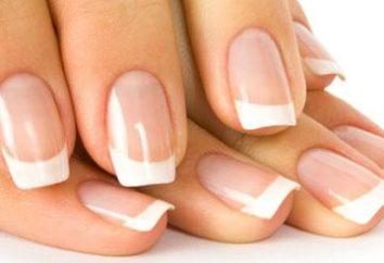 lime à ongles de haute qualité cuticules – une garantie d'une grande manucure à la maison