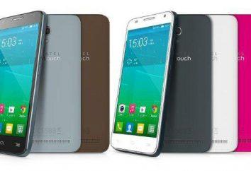 Alcatel One Touch Mini idol 2: especificaciones, comentarios