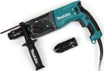 """""""Makita 2470"""" (młot): opis, charakterystyka i przeglądy urządzeń"""