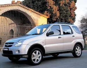 Suzuki Ignis samochód miejski