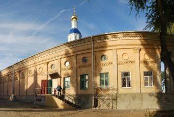 """Tempio, """"Lode alla Beata Vergine Maria"""" (Volgograd): descrizione e indirizzo"""