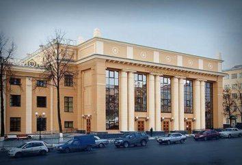 Rosyjski Teatr Dramatyczny (Iżewsk): historia, repertuar, trupy