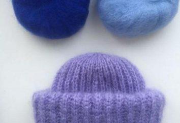 Cap Tacora: comment tricoter?