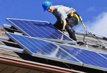 La batteria solare di nuova generazione per il paese per una casa privata: recensioni, foto