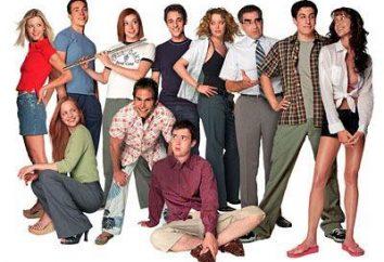 """Probe Teenager-Komödie. Cast von """"American Pie"""""""