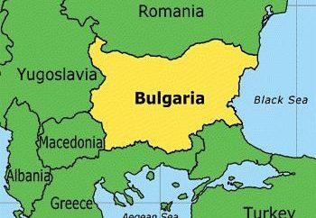 lingua bulgara. lingua turistica bulgara. Bulgaro per principianti