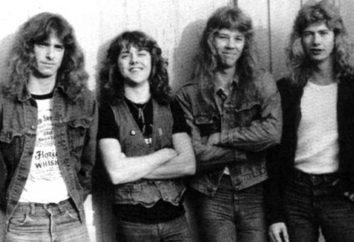 Metallica: discografia e storia della band