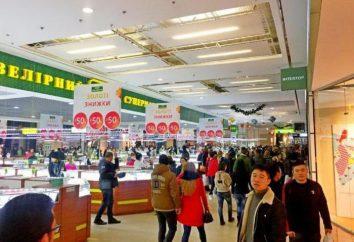 Centre commercial de Kharkov: adresses et commentaires
