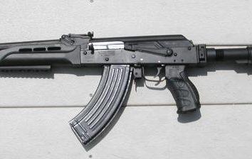 """Cywilne broń – pistolety """"Saiga"""""""