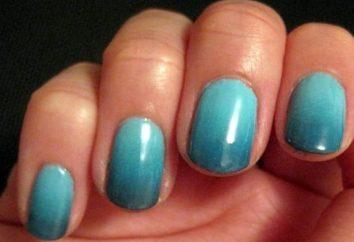 Come fare una manicure con una spugna bella?