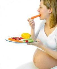 Régime alimentaire pour les femmes enceintes en surpoids