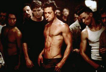 Tyler Durden – dieu personnel COG grande machine