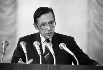 Economist Abalkin Leonid Ivanovich: biografia, idee, foto
