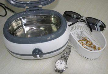 Le nettoyage par ultrasons: principe de fonctionnement, les avantages de l'utilisation et des conseils sur le choix