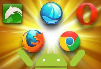 Najlepsza przeglądarka na Androida