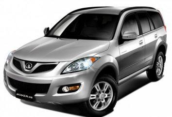 Chiński SUV: Ceny, zdjęcia i aktualności. Chiński SUV sprzedawanych w Rosji