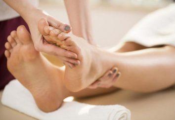 Massaggiatore per piedi e caviglie