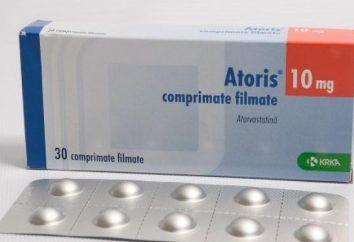 """""""Atoris"""": depoimentos de pacientes, instruções de utilização, bem como o preço de análogos"""