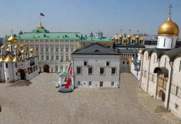 Kto zbudował Katedra Zwiastowania. Sobór Zwiastowania na Kremlu: opis