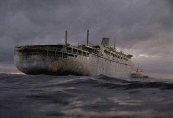 """""""Barco fantasma"""": actores, la trama, comentarios"""