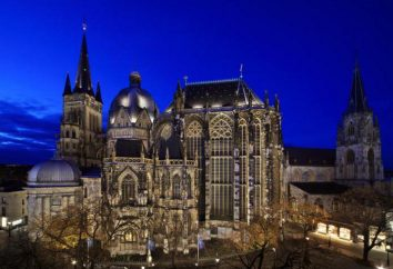 Cattedrale di Aquisgrana in Germania: la storia, la descrizione, foto