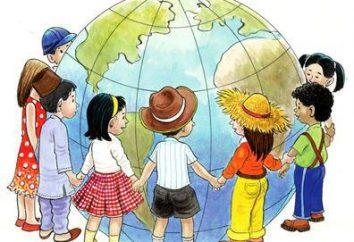 10 principes de la Déclaration des droits de l'enfant. Déclaration des droits de l'enfant: un résumé