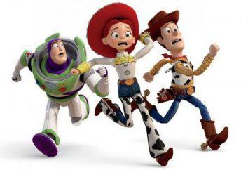 "Cartoons ""Pixar"": una lista dei migliori"