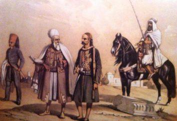 Come si chiama i soldati turchi?