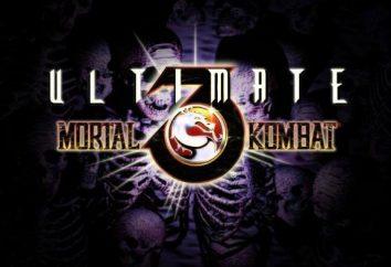 """Codici di """"Mortal Kombat 3 Ultimatum"""" ( """"Sega"""") tecniche, combinazioni, segreti"""